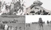 سباق الهجن بمنطقة تبوك في السبعينات الميلادية (صور نادرة)