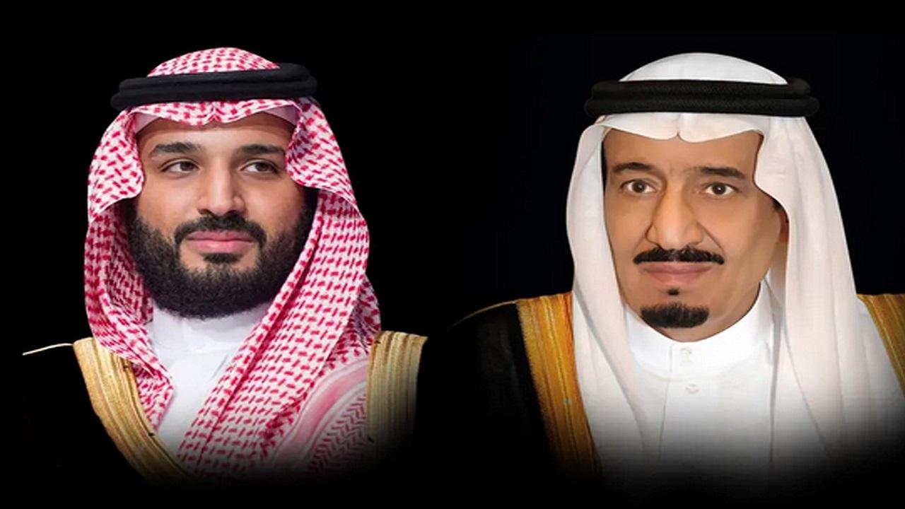 القيادة تعزي أمير الكويت في وفاة الشيخ منصور الأحمد الجابر المبارك الصباح