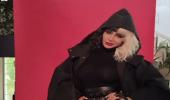 بالفيديو.. لجين عمران تجسد شخصية ديزني في أحدث جلسة تصوير لها