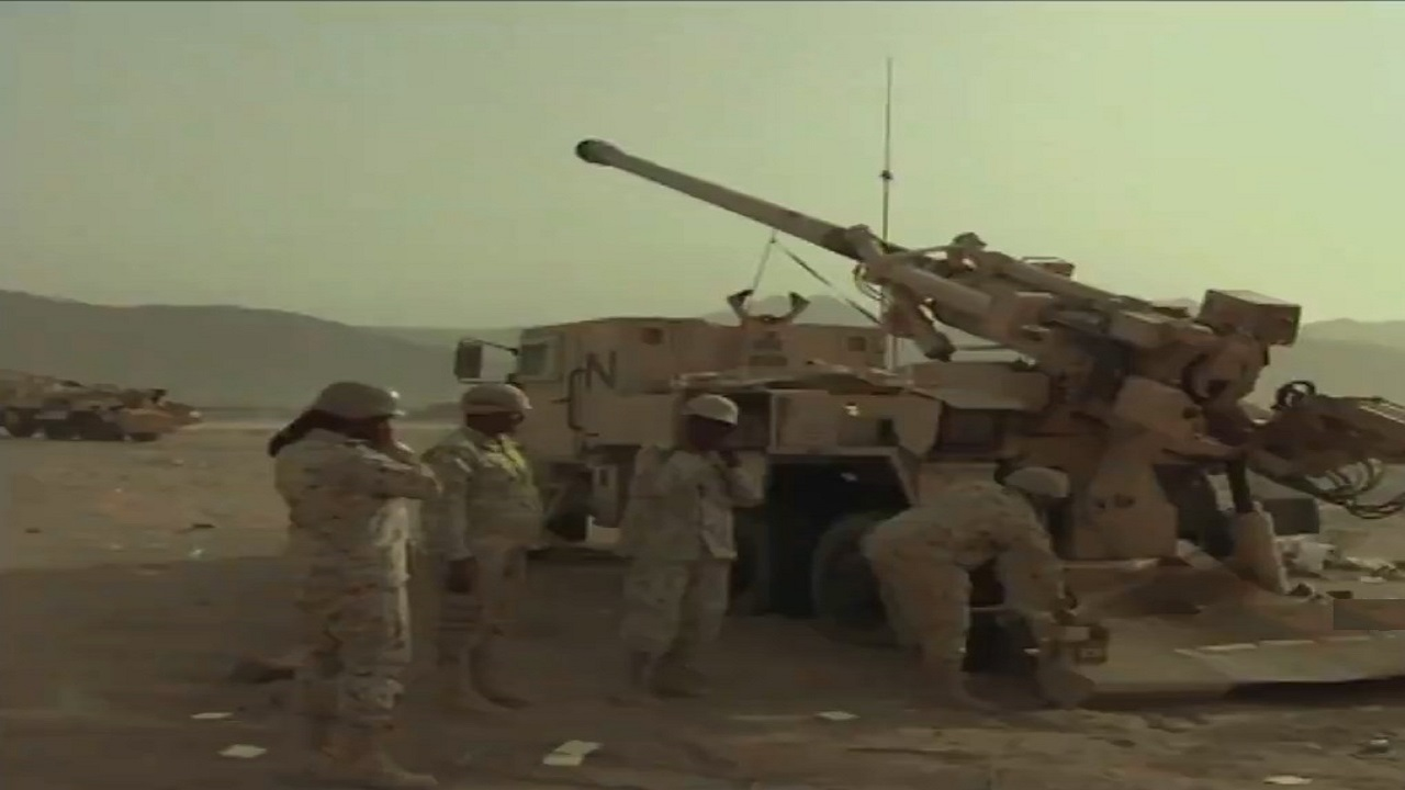 بالفيديو.. الحرس الوطني يسطر بطولات وتضحيات خلال مواجهات الحوثيين