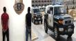 الإطاحة بوافدين امتهنا سرقة سائقي الأجرة في مكة