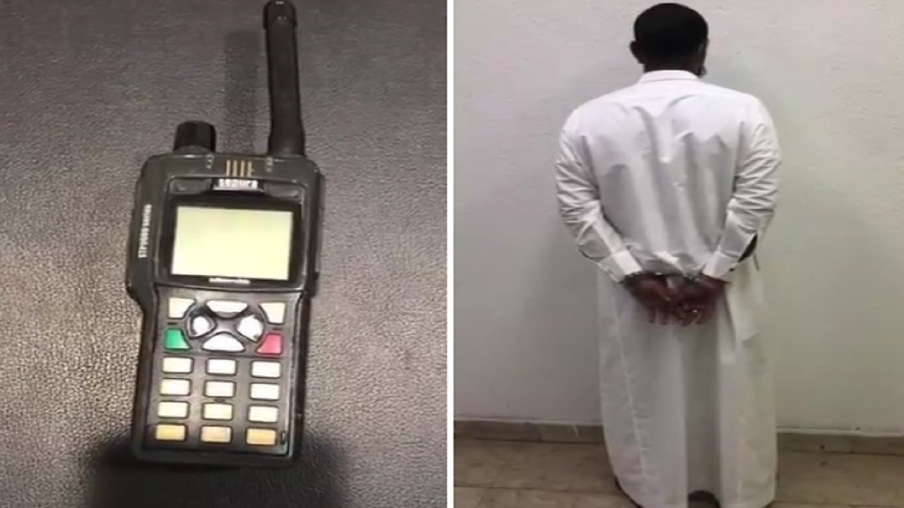 بالفيديو .. القبض على مواطن انتحل صفة رجل أمن وسلب وافدين في مكة