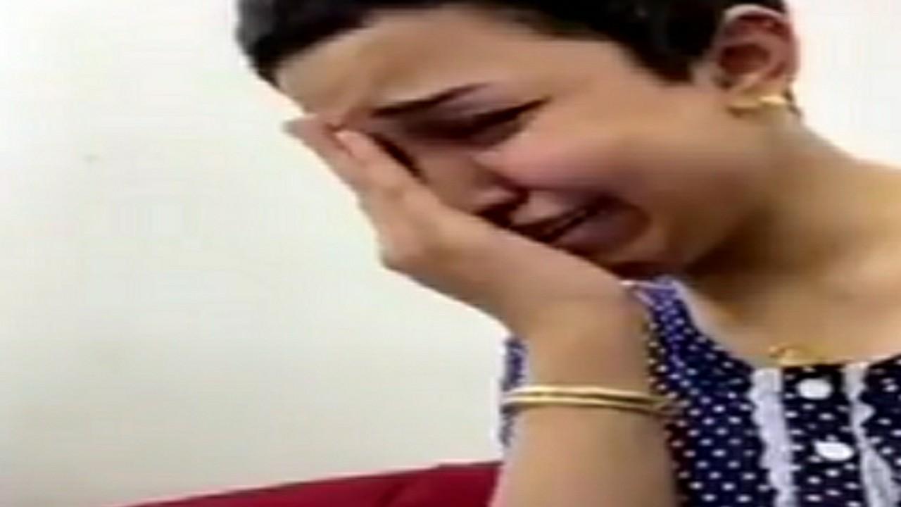 بالفيديو.. مشاعل القحطاني تنهار باكية بعد سؤالها عن والداتها