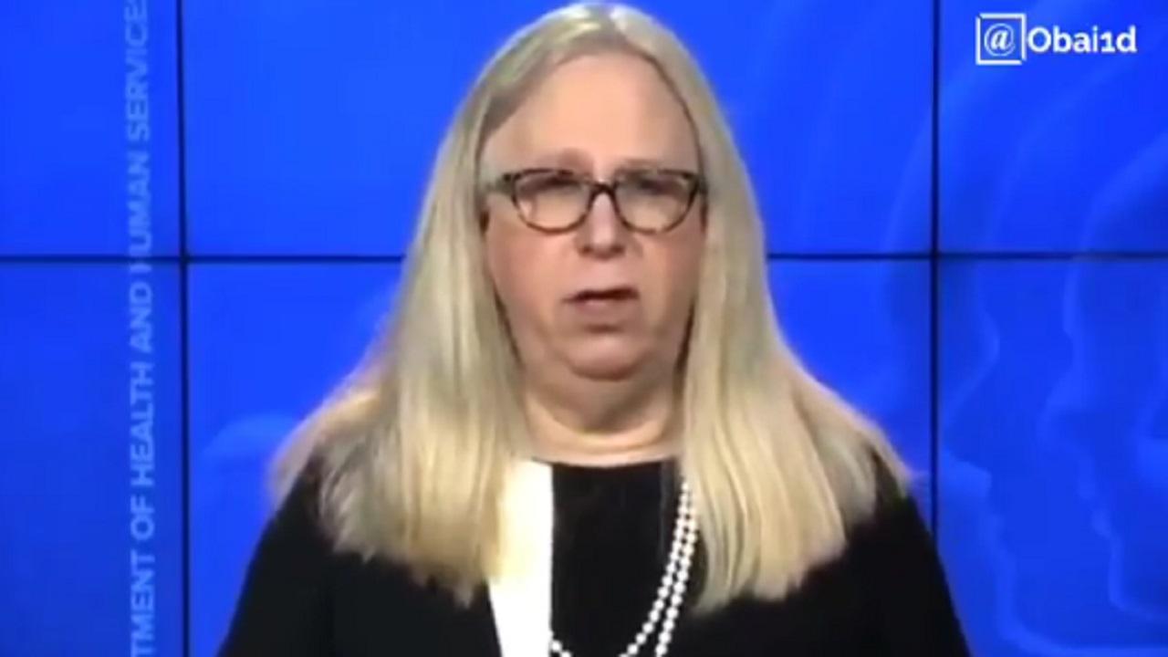 بالفيديو .. مساعد وزير الصحة الأمريكي المتحول جنسيًا يسعى لتحسين الصحة العقلية للأمريكيين