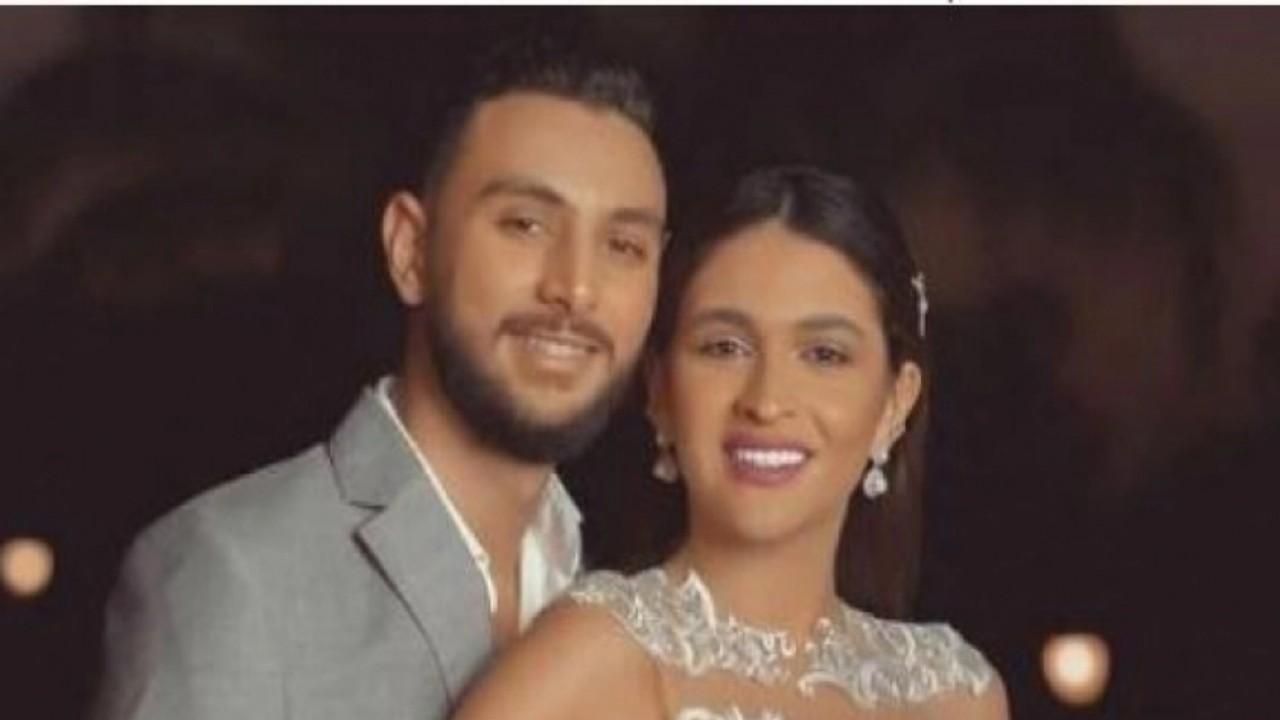 """وصلة رقص مثيرة لابنة عصام الحضري في حفل زفافها""""فيديو"""""""