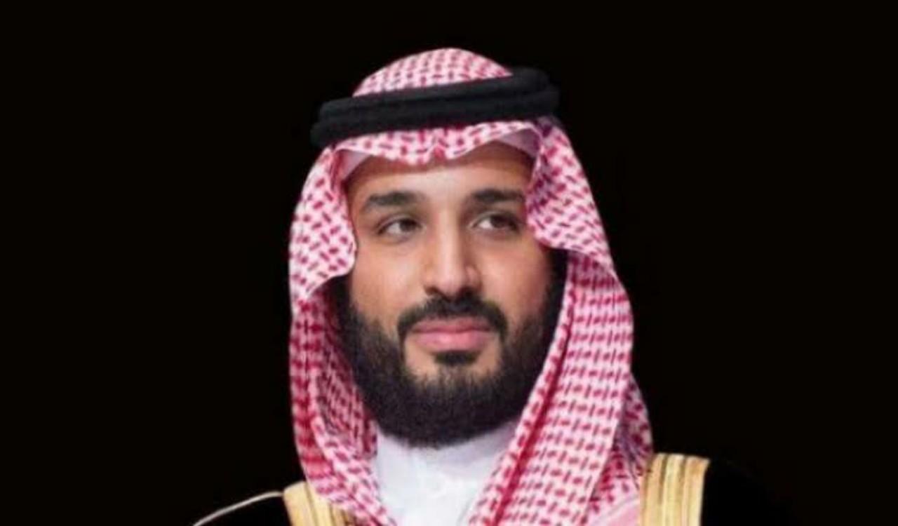 سمو ولي العهد يعزي هاتفياً ولي عهد الكويت في وفاة الشيخ منصور الأحمد