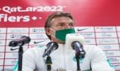 مدرب الأخضر: لقاء اليمن مهم ويفصلنا عن الهدف المنشود 3 مباريات