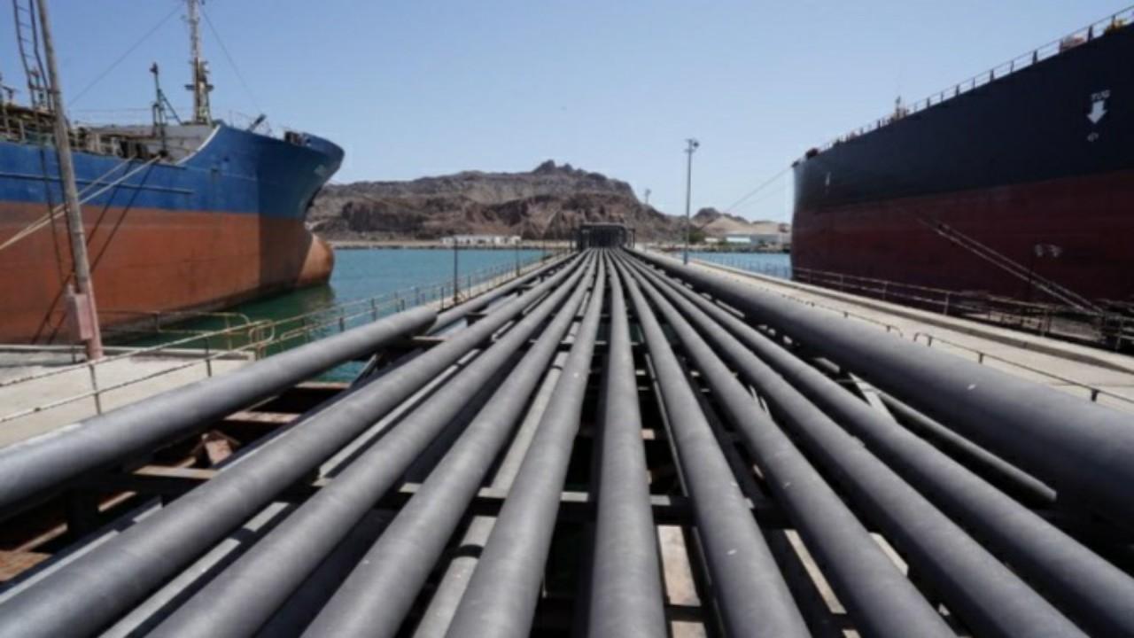 الدفعة الثانية من منحة النفط السعودية تصل إلى اليمن