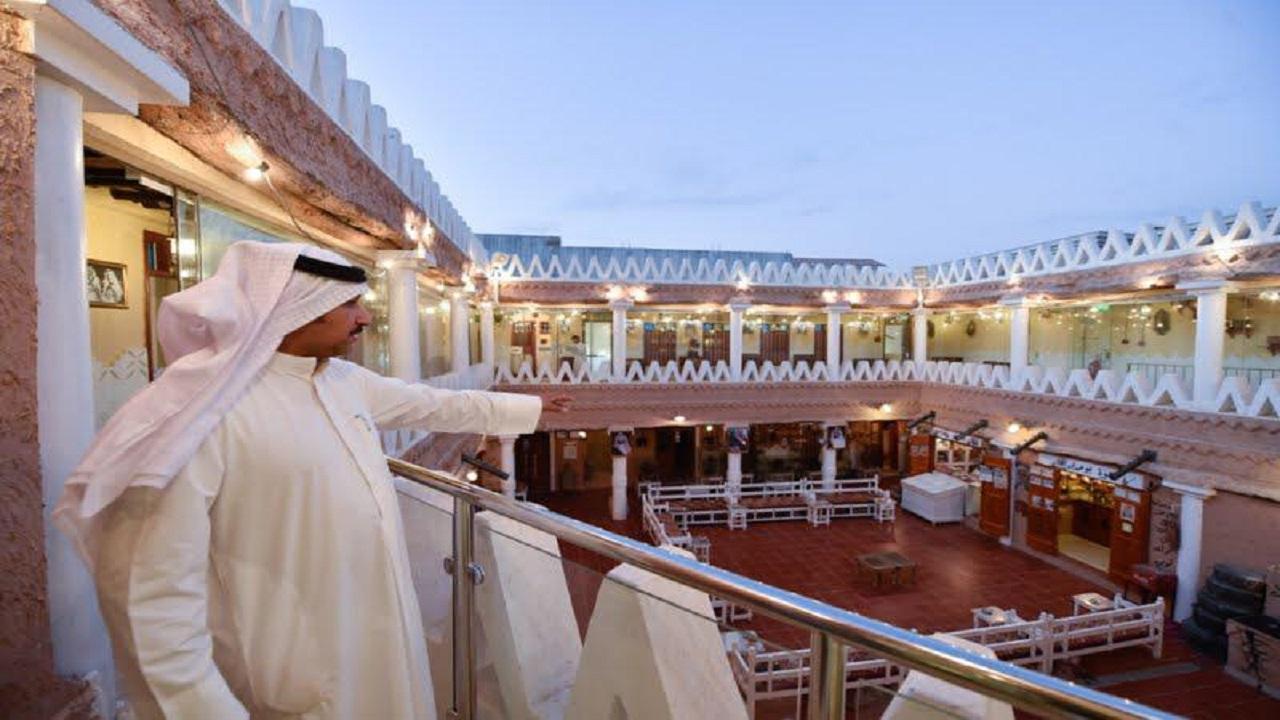 """المهندس خالد الحمدان لـ""""صدى"""": متحفنا يضم آلاف القطع الأثرية ونرحب بزيارة الجميع"""