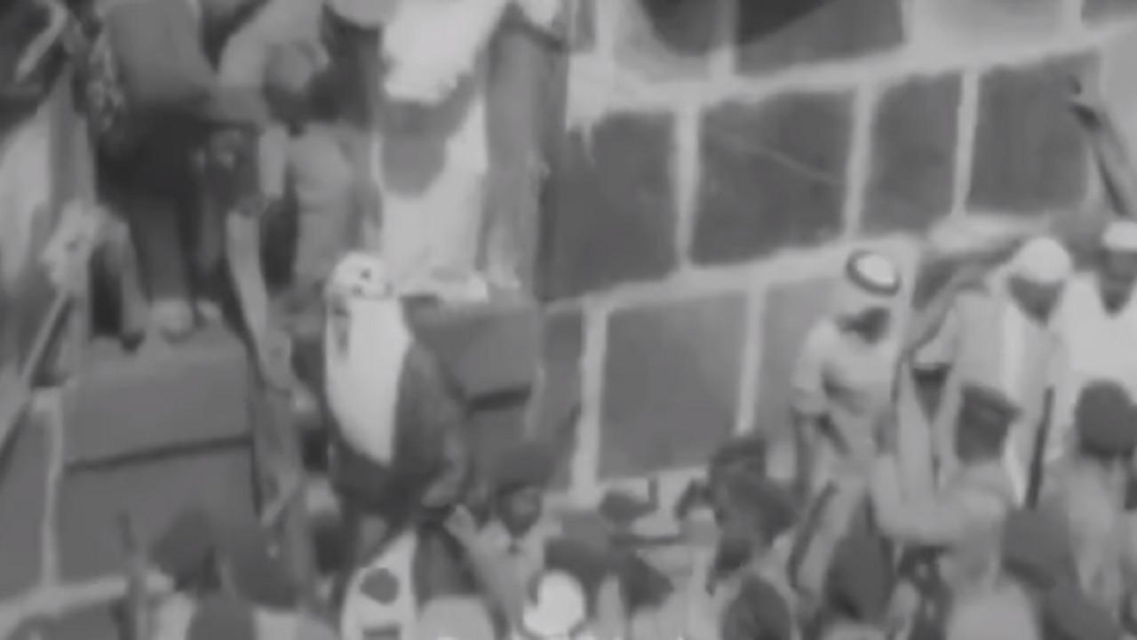 فيديو نادر.. الملك فيصل: يشرفني ويعزني بأنني ابن مكة