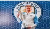 بالفيديو.. كيفن دي بروين يحصد جائزة أفضل لاعب في الدوري الإنجليزي