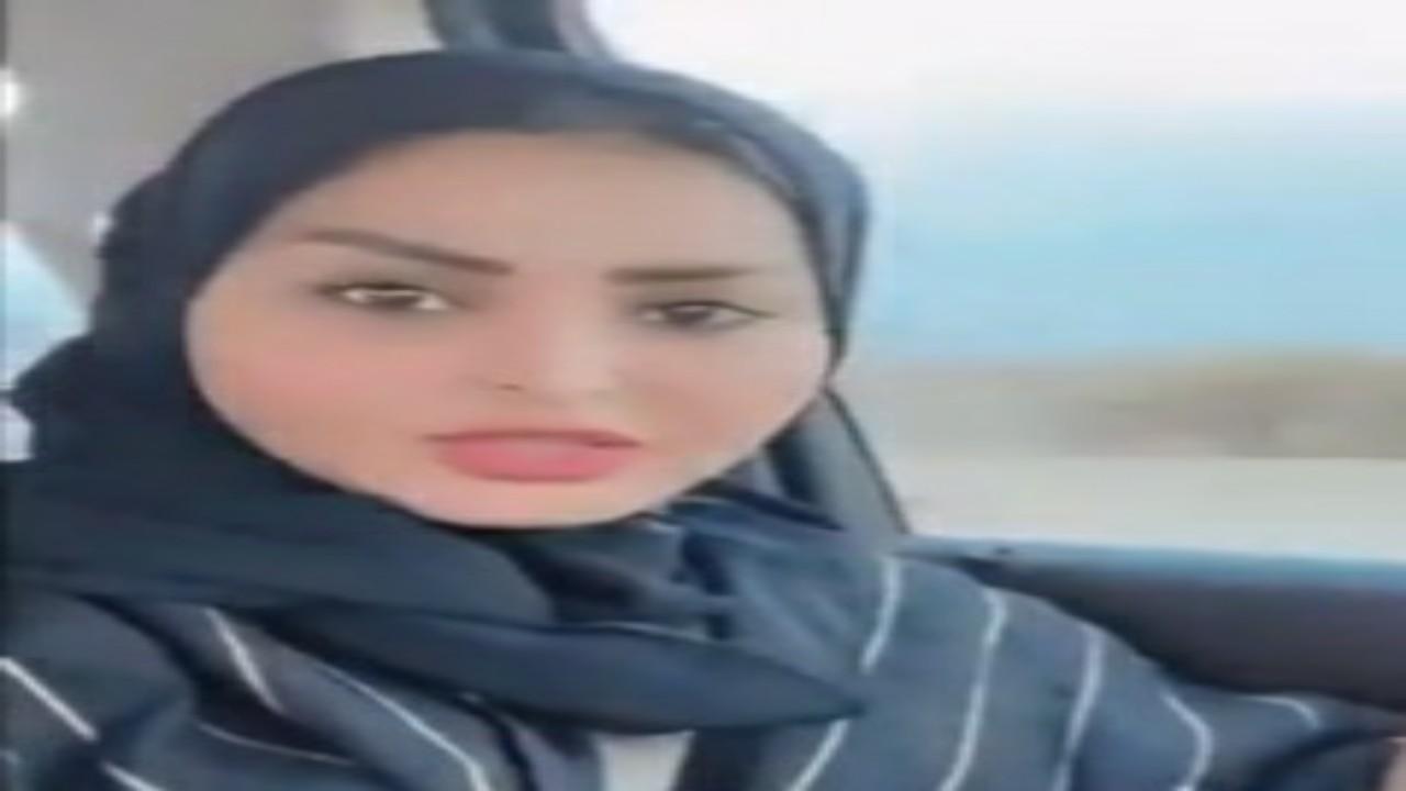 شاهد.. ريم عبدالله تتجول في شوارع أبها
