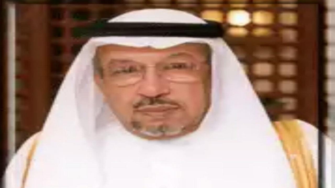 """نجل الشيخ """" عبدالرحمن فقيه"""" الأستاذ """" طلال فقيه """" في ذمة الله تعالى"""