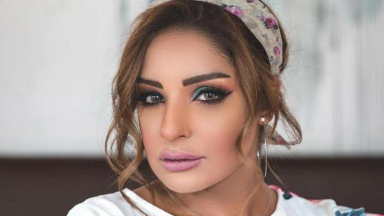 نقل الفنانة مرام البلوشي للعناية المركزة بعد تعرضها لوعكة صحية