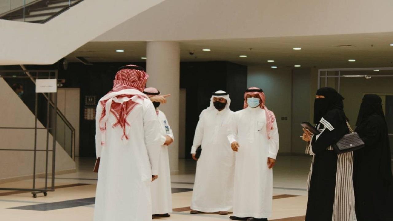 جامعة الامام عبد الرحمن بن فيصل تستعد لانطلاق موهبة الإثرائي الأكاديمي