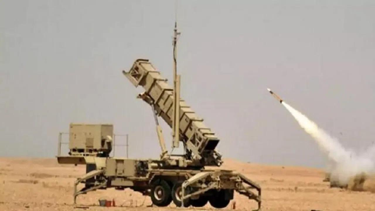 تدمير طائرة مسيرة أطلقتها الميليشيا الحوثية باتجاه خميس مشيط