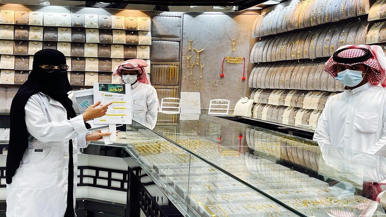 تجمع الرياض الصحي الأول يكافح كورونا بالتوعية في المساجد والأسواق والميادين العامة