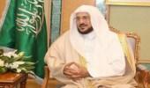 """""""آل الشيخ"""": قرار الحج يجسد حرص القيادة على إقامة الشعيرةوفق معايير السلامة"""