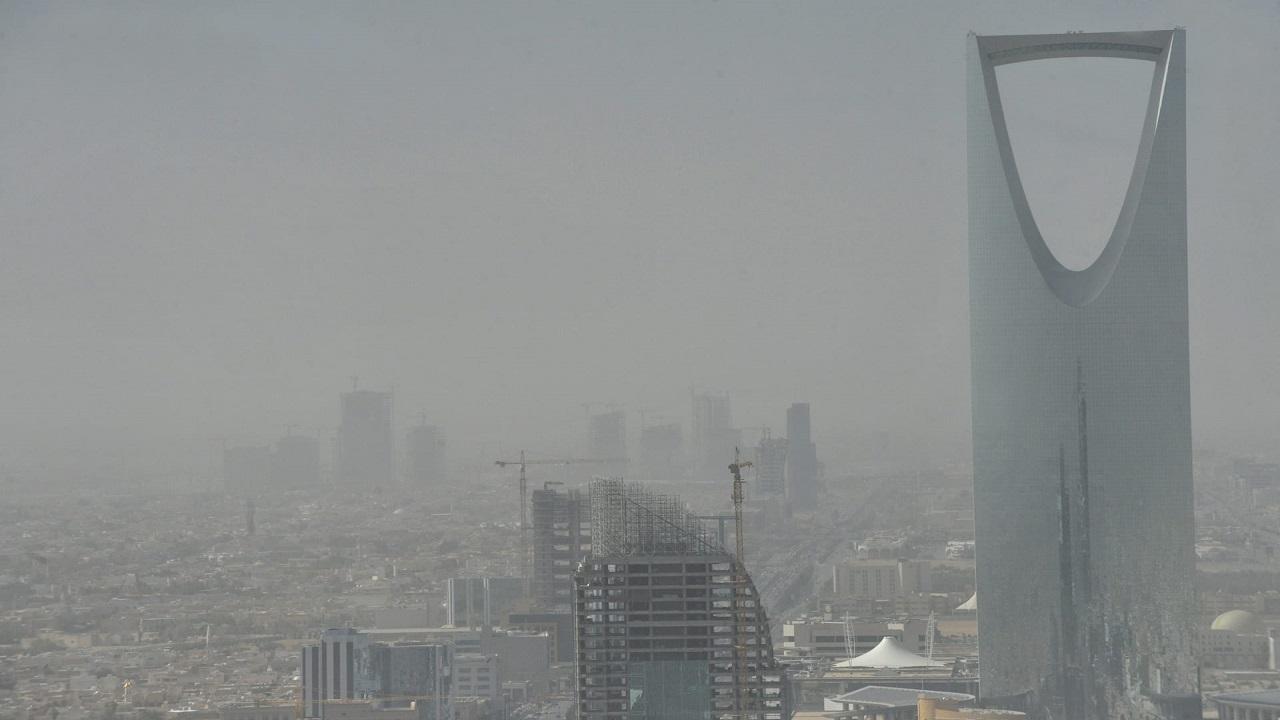 بالفيديو .. الأرصاد: موجة الغبار ستمتد إلى نهاية الأسبوع في بعض المناطق