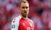 إريكسن: أشعر بتحسن ولكن لا أفهم ما حدث أثناء مباراة الدنمارك وفنلندا