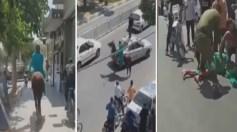 بالفيديو .. إيراني يمتطي حصانًا ويدعي أنه المهدي المنتظر