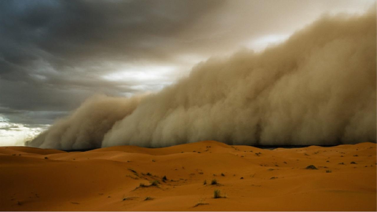 الدفاع المدني يحذر من عواصف رملية على المنطقة الشرقية