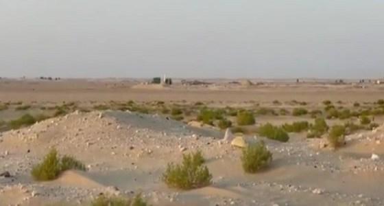 بالفيديو .. محتالون في الدمام يبيعون لمواطنين أراضي مملوكة لوزارة الدفاع