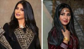 """الفاشينيستا """"العنود"""" تخطف الأنظار بسبب تشابهها مع ريم عبدالله"""