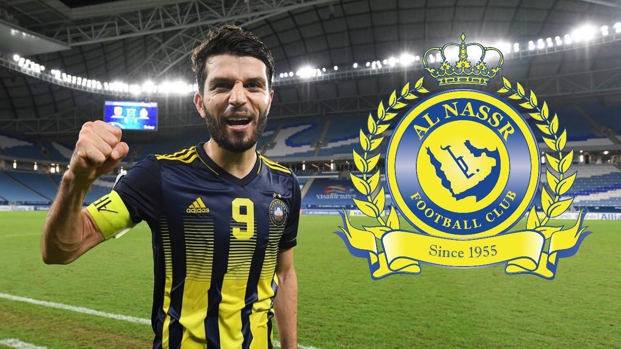 مشاريبوف: أتمنى اللعب مع النصر في الموسم المقبل