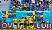 السويد تفوز على سلوفاكيا وتنتزع صدارة المجموعة الخامسة في أمم أوروبا