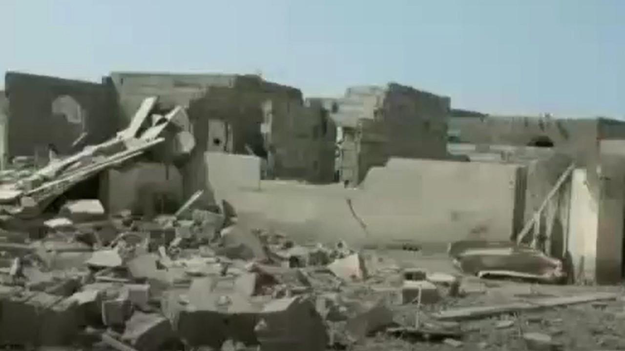 قصف حوثي على منزل بالحديدة يتسبب في إصابة رجل وزوجته