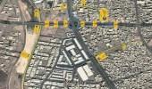 إغلاق مداخل دوار السلام بالمدينة لمدة 8 أيام