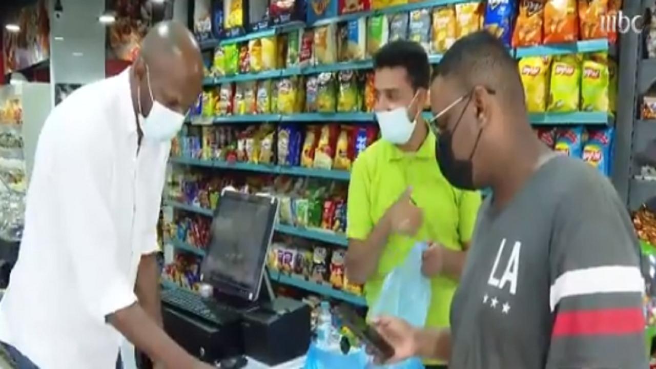 بالفيديو.. منصور النجعي يتجه لتجارة المواد الغذائية بعد اعتزاله كرة القدم
