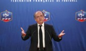 """رئيس الاتحاد الفرنسي: لم نتخذ قرارنا بشأن """"ديشان"""""""