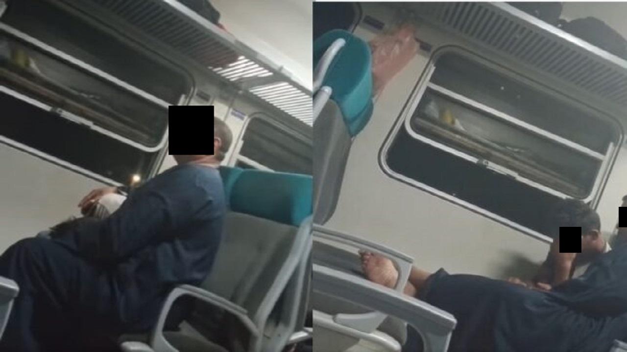 القبض على متحرش أجبر طفلًا على ممارسة فعل فاضح داخل قطار
