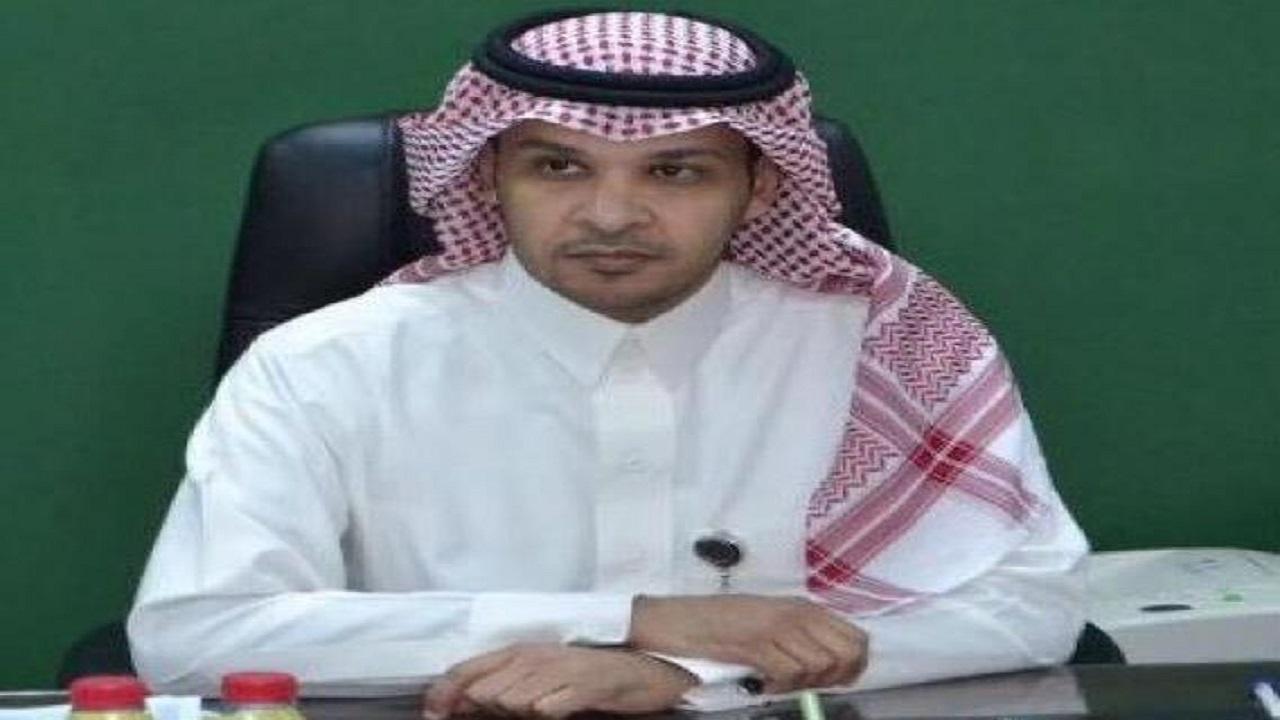 تكليف «الرشيدي» مديرًا للشؤون الصحية بمحافظة القريات لمدة عام