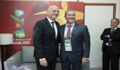 إيقاف رئيس الاتحاد البرازيلي مؤقتًا لاتهامه بالتحرش الجنسي 