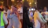 بالفيديو.. مشاجرة عنيفة في حديقة عامة بأبها