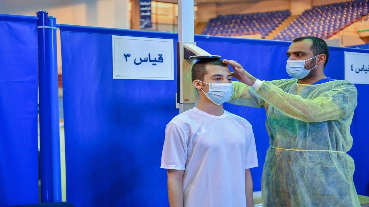 صور..جانب من إجراءات القبول المبدئي بكلية الملك فهد الأمنية لحملة الثانوية