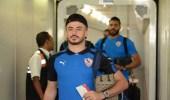 بالفيديو.. لاعب الزمالك يعلق على مفاوضات النصر معه