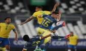 البرازيل تتأهل لربع نهائي كوبا أمريكا بعد فوزها أمام كولومبيا