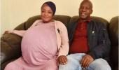 القبض على امرأة افريقية بعد ادعائها إنجاب 10 توائم