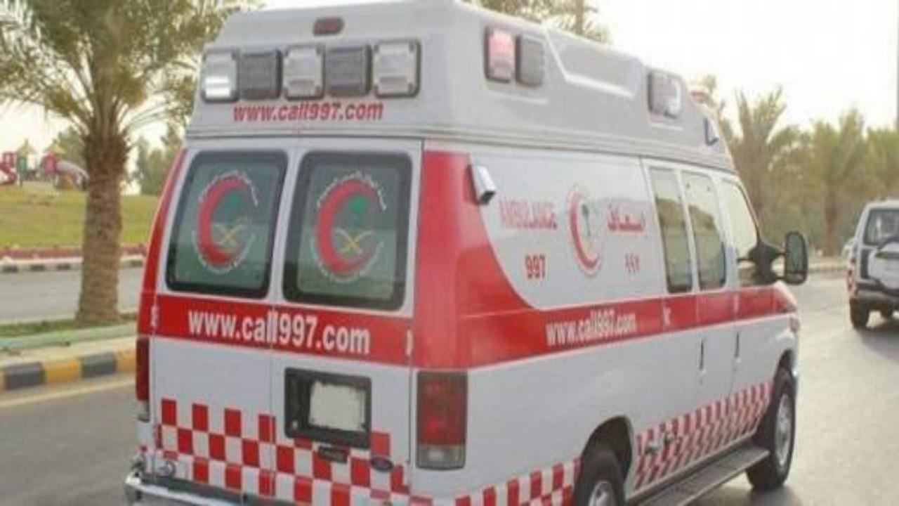 6 إصابات في حادث مروري بمكة