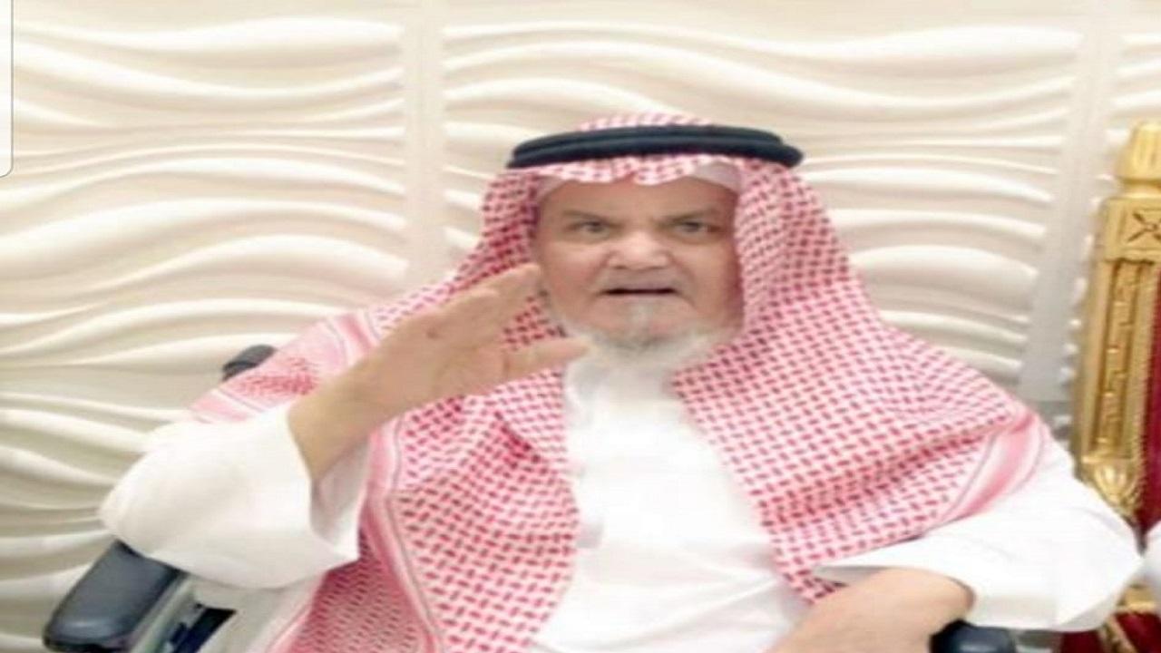 وفاة الشيخ عثمان بن محمد الدعرمي