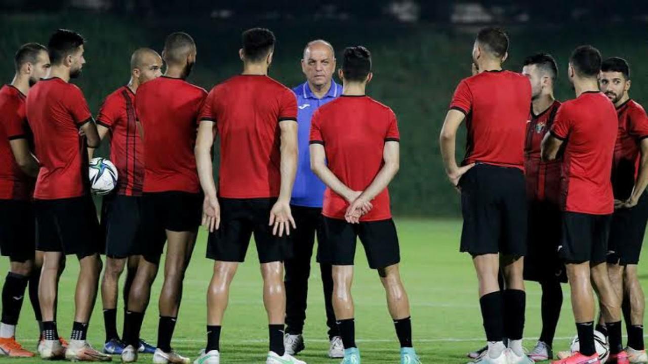 الغموض يخيم علىمصير مباراة الأردن وجنوب السودان بعد إصابة 8 لاعبين بكورونا
