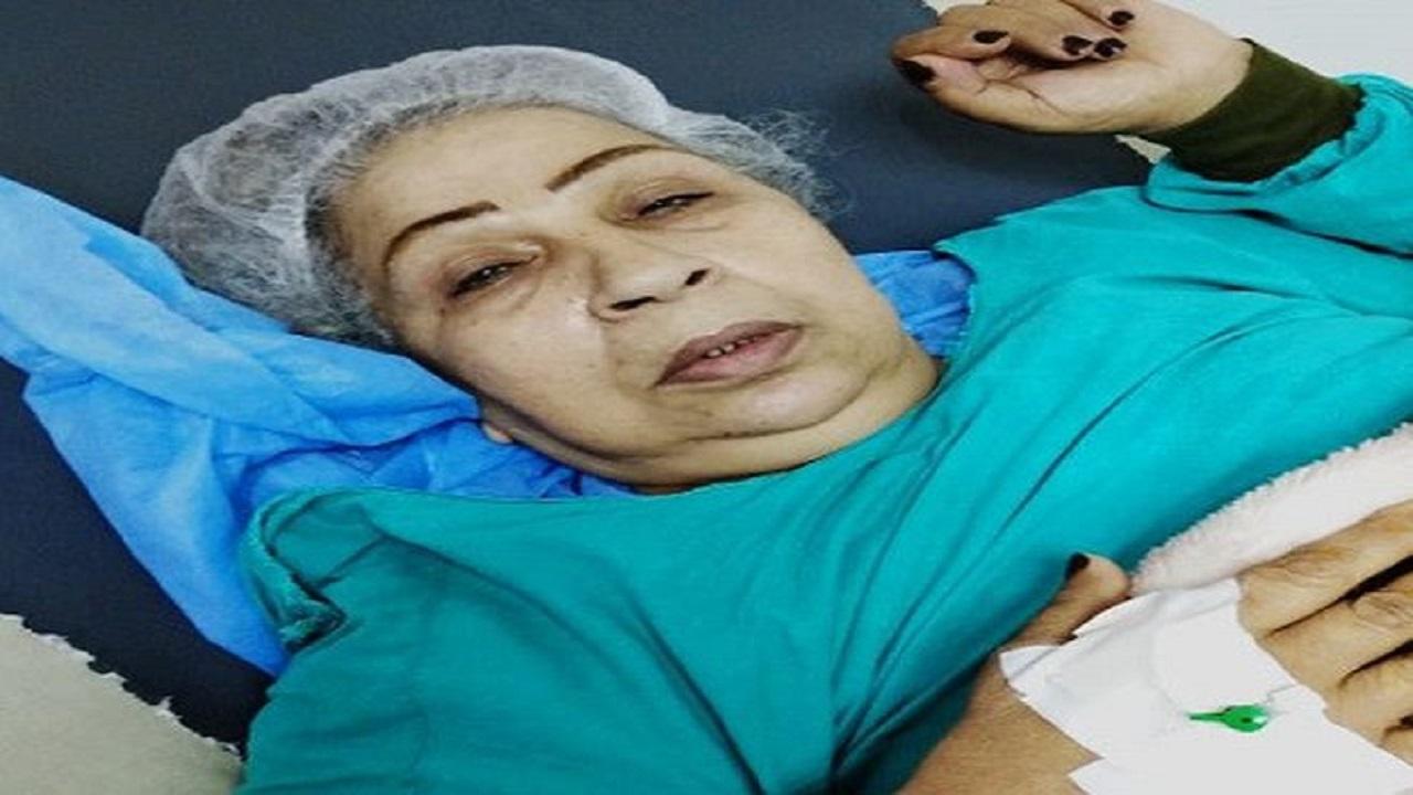 """فاطمة كشري تكشف تفاصيل حالتها الصحية: """"نسيوا شاش في بطني"""""""