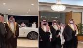 بالفيديو .. أمراء ومسؤولون يحضرون حفل زفاف الأمير سلطان بن تركي