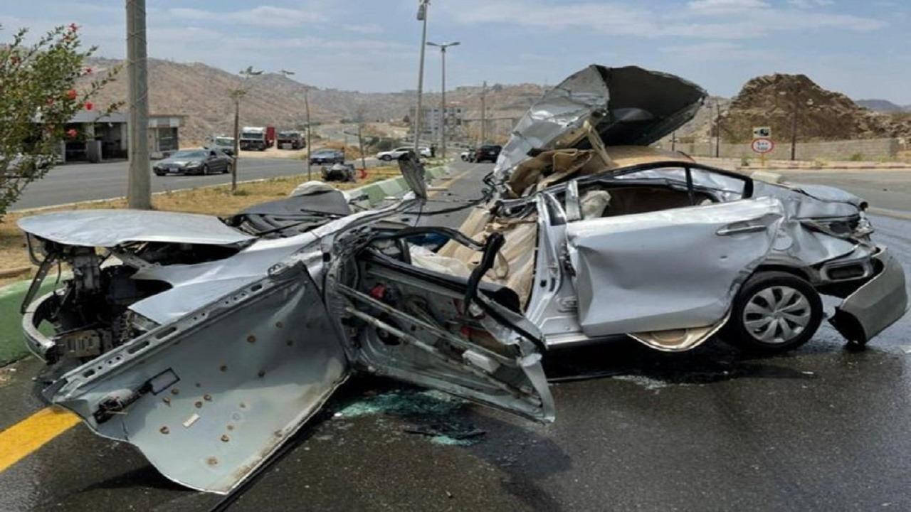 وفاة شخص إثر حادث مروع في المندق