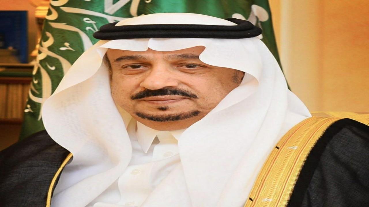 سمو أمير الرياض يقدم تعازيه في وفاة المستشار الخاص والمشرف على مكتب سموه