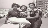 جميلات كورنيش الإسكندرية في خمسينات القرن الماضي (صورة)